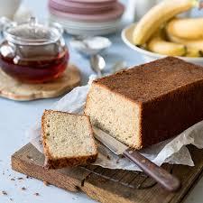 Banana Cake Cakes Recipes Doves Farm