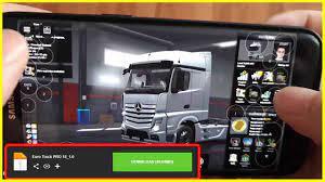 تحميل افضل لعبة محاكي الشاحنات تحميل euro truck simulator 2 للاندرويد