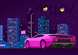It's a completely free picture material come from the public internet and the real upload of users. Some Pixel Art I Made For A Friend I Posted It On R Art Then Someone Redirected Me Here To Farm Karma Lmao Outrun