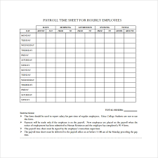 Payroll Time Sheets Free Payroll Time Sheets Magdalene Project Org
