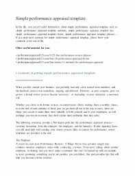 Creating A Free Resume Create And Download Free Resume Fresh Employee Performance Review