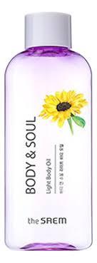 <b>Масло для тела Body</b> & Soul Light Body Oil 230мл