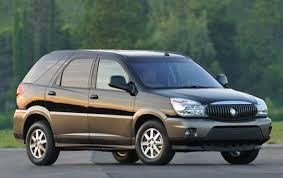2006 Buick Rendezvous - Information and photos - ZombieDrive