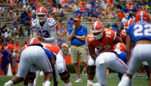 Football Coach Play Chart Projecting Florida Gators Depth Chart Offense