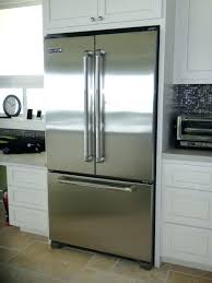 glass door fridge for home modern stainless refrigerator with a freezer at mini and big front glass door refrigerator for home