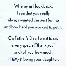 Father Day Quotes From Step Daughter Sarbatkhalsainfocom