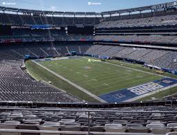 Metlife Stadium Suites Seating Chart Metlife Stadium Suite 206 B Seat Views Seatgeek