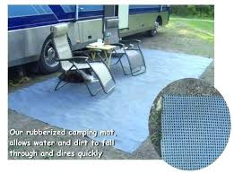 rv outdoor rugs mats mat camper extraordinary for camping