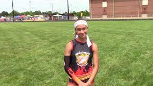 Olivia Pace Is A Top Prospect From The Ohio Heat | AAU District Qualifier -  Ohio (Columbus)