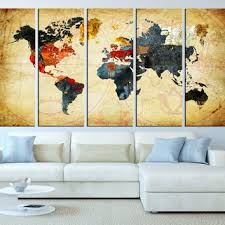 world map canvas art print old world map wall art large canvas print extra large wa on large prints wall art with world map canvas art print old world map from artcanvasshop on