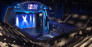 Soundboard Seating Chart Official Sound Board At Motorcity Casino Hotel Concert