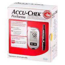 Купить <b>Глюкометр перформа набор Accu</b>-<b>Chek Performa</b>: цена и ...