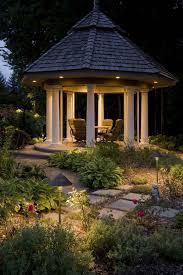 garden lighting ideas. View In Gallery Comfortable Garden Gazebo Lighting Ideas