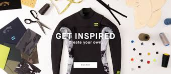 Billabong Design Your Own Wetsuit Special Delivery Billabong Custom Wetsuits Billabong