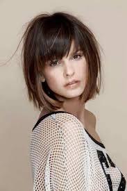 افضل قصات الشعر القصير المدرج أنثى