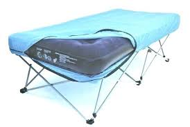 air mattress on bed frame.  Bed Frame For Air Mattress Bed Twin   Throughout Air Mattress On Bed Frame A