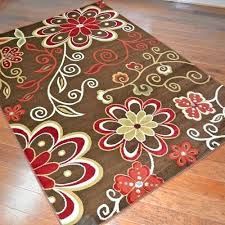 fl area rugs delectably city chocolate modern rug 5 x 8 canada