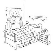 bedroom clipart black and white. Perfect Bedroom Bedroom Clipart Black And White 10 Throughout Bedroom Clipart Black And White C