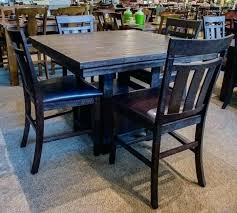 jofran dining table dining table table 6 side chairs burnt grey round dining table jofran reclaimed