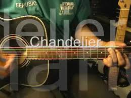 sia chandelier guitar strumming cover you lesson link ericblackmon