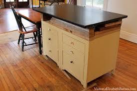 ... Unique Kitchens You Build Unique Your Own Kitchen Island Reusing  Cabinets You Already ...