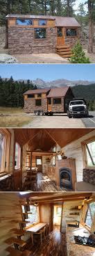 Bedroom Family Sized Tiny House Interior Tiny House - Tiny houses interior