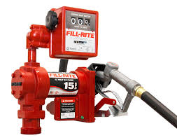 model fr1211g pump hose nozzle and meter fill rite mdi model fr1211g pump and hose nozzles from fill rite