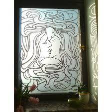 Fensterfolie Horizont Werbung Dessau Glasmarkierungen Sichtschutzfolie