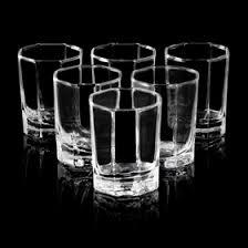 """<b>Набор стопок для водки</b> 60 мл """"Кошем"""", 6 шт (166803) - Купить по ..."""