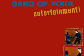Gang Of Four Take Punk In New Direction On Entertainment