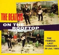 Risultati immagini per concerto beatles a londra sul tetto no copyright