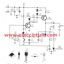 nimh battery charger circuit using tl072