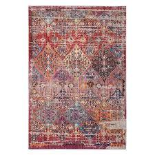 safavieh bristol bailey framed medallion rug pink medallion area rug