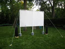 home made movie theater