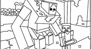 Small Picture looking for minecraft coloring pages Archives Cool Coloring