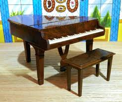 plastic dollhouse furniture sets. Plastic Dollhouse Furniture Cheap Piano And Bench Vintage Sets .