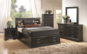 Louis Bedroom Furniture The Louis Philippe Storage Bedroom Collection 15138