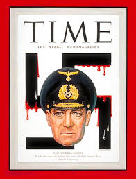 TIME Magazine Cover: Admiral Erich Raeder - Apr. 20, 1942 - Admirals - Navy  - Germany - World War II - Nazism - Military