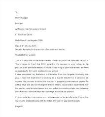 Cover Letter Education Teacher Cover Letter For Education Resume