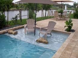 1000 Ideas About Small Backyard Pools On Pinterest Backyard Small Pool Ideas  Pictures