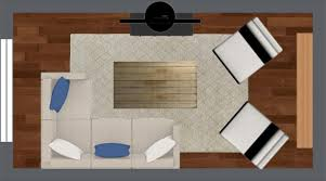 apartment living room layout. Four Furniture Layout Floor Plans For Your Small Apartment Living Room :