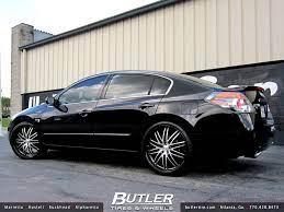 Altima Rims Wheels Altima With 22in Advanti Prodigo Rims Altima With Advanti Altima Nissan Altima 2007 Nissan Altima