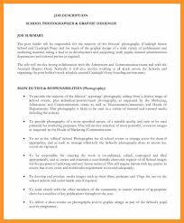 photographer-job-description-resume-school-photographer-job-description  photographer