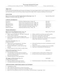 Resume Sample For Nursing Resume Objective For Nurses Resume Objective Examples Nursing Resume