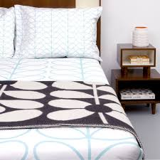 linear stem bedding duck egg duvet cover linear stem duck egg duvet cover super king 260x220cm
