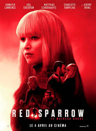 Gorrión rojo | Red sparrow movie, Free movies online, Streaming movies free