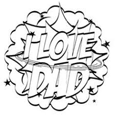 Small Picture Free Unique and Printable Fathers Day Coloring Pages for Kids