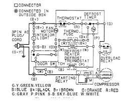 sharp sj e wh sj e gy wiring diagram refrigerator sharp sj 24 e wh sj 24e gy wiring diagram