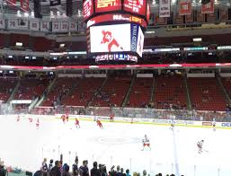 Pnc Arena Seating Chart By Row Pnc Arena Section 103 Seat Views Seatgeek
