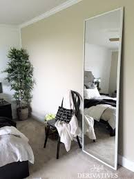 Large Mirrors For Bedroom Modern Farmhouse Master Bedroom Tour Joyful Derivatives